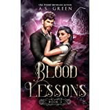 Blood Lessons: A Vampire Fae Paranormal Romance (Highland Blood Fae Book 3)