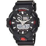 GSHOCK Men's Automatic Wrist Watch analog-digital Display and Resin Strap, GA700-1A