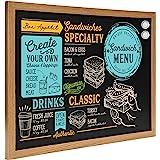 Amazonベーシック 黒板 チョークボード 43×58cm