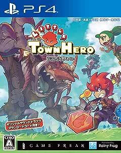リトルタウンヒーロー - PS4 (【パッケージ版限定封入特典】DLC「オリジナルサウンドトラックダウンロードコード」 同梱)