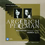 Beethoven: Violin Sonata No. 9, 'Kreutzer' - Franck: Violin Sonata