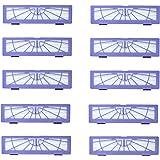 DerBlue 10 Pcs High Performance Filters for All Neato Botvac & D Series Models 70e 75 80 85 D75 D80 D85 D3 D5 Vacuum Cleaner