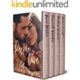 Reckless Love Box Set (Books 1-3) (Reckless Beat Saga Book 1)