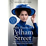 Mrs Boots of Pelham Street: A heartwarming and feel good historical novel perfect for fans of Mr Selfridge and Downton Abbey