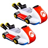 Mario Kart Nintendo Pool Float Bundle ~ Kids Swimming Float | Super Mario Pool Float | Bumper Boat (2 Pack)