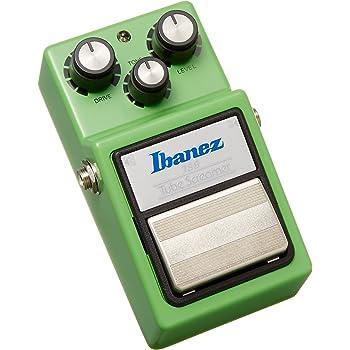 Ibanez アイバニーズ ギター用オーバードライブ Tube Screamer チューブスクリーマー TS9