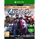 Marvel's Avengers Deluxe Edition (Xbox One)