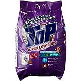 Top Powder Detergent Super Low Suds, Colour Protect, 5kg