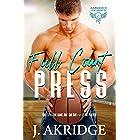 Full Court Press: A Single Parent Sports Romance (The Hawks Series Book 1)