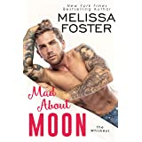 Mad About Moon (The Whiskeys: Dark Knights at Peaceful Harbor Book 5)