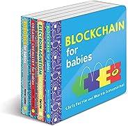Baby University Explore Science Four-Book Set