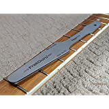 FretGuru Fret Crowning File °Dagger 2.0° Professional Guitar Luthier Tool Electric Acoustic Bass