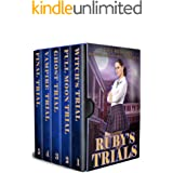 Ruby's Trials: Ironwood Academy Complete Series Box Set