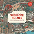 The The World of Sherlock Holmes 1000 Piece Puzzle: A Jigsaw Puzzle