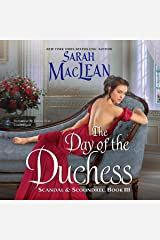The Day of the Duchess (Scandal & Scoundrel) MP3 CD