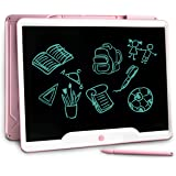 Jonzoo Doodle Board 15 Inches LCD Writing Tablet | Smart Paper for Drawing & Note Taking | Electronic Doodle Pads Drawing Tab