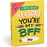 Em & Friends Reasons You're My BFF Fill in the Love Book