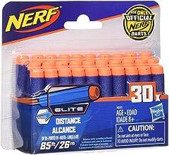 NERF A0351 N-Strike 30 Dart Refill,Blue