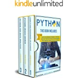 Python: This Book Includes: Learn Python Programming for Beginners, Python Crash Course and Python for Data Analysis. Create