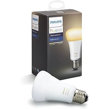 Philips Hue (ヒュー) ホワイトグラデーション シングルランプ スマート LEDライト【Amazon Echo、Google Home、Apple HomeKit、LINE対応】
