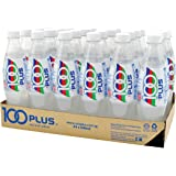 100 Plus Isotonic Drink Original Flavour Pet, 500ml (Pack of 24)