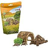Schleich Tortoise Home Figure