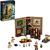 LEGO Harry Potter Hogwarts Moment: Herbology Class 76384 Professor Sprout's Classroom in a LEGO Brick Book Playset, New 2021