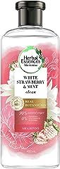 Herbal Essences Bio:Renew Clean White Strawberry and Sweet Mint Shampoo, 400ml