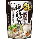 ヤマキ 地鶏だし塩鍋つゆ 700g ×4袋