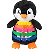 Buckle Toy - Blizzard Penguin - Learning Activity Toy - Develop Motor Skills and Problem Solving - Counting and Color Recogni