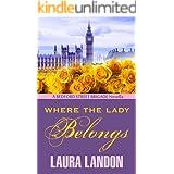 Where the Lady Belongs (The Bedford Street Brigade Book 1)