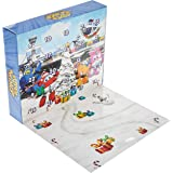 Super Wings – Advent Calendar | Countdown Calendar with Exclusive Characters & Accessories | 24 Gifts Included