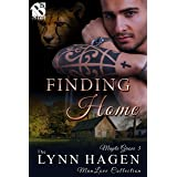 Finding Home [Maple Grove 3] (The Lynn Hagen ManLove Collection)