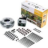 Raindrip R560DP Automatic Watering Kit for Container and Hanging Baskets, Water up to 20 plants with this kit