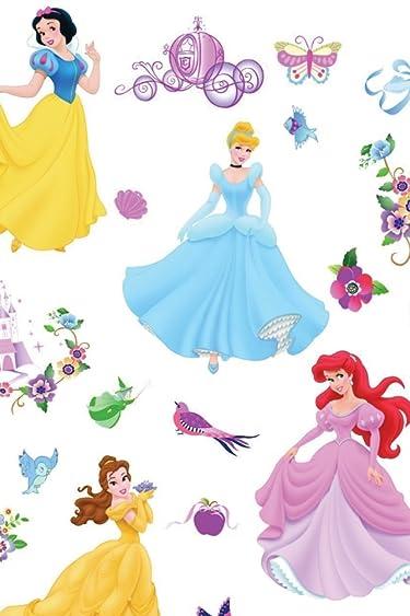 ディズニー  iPhone/Androidスマホ壁紙(640×960)-12 - ディズニープリンセス
