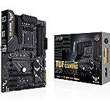 ASUS TUF Gaming B450-PLUS II AMD AM4 (Ryzen 5000, 3rd Gen Ryzen ATX Gaming Motherboard (DDR4 4400(O.C.), HDMI 2.0b, USB 3.2 G