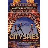 City Spies: 1