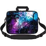 iCasso Laptop Sleeve 11.6-12.1 Inch Stylish Soft Neoprene Sleeve Case Cover Handbag for MacBook Air 11,MacBook Retina 12 Inch