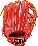 ゼット(ZETT) 硬式野球 グラブ (グローブ) プロステイタス セカンド ショート用 右投げ用 サイズ:4 日本製 BPROG760