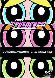 Powerpuff Girls: Complete Series - 10th Aniv Coll [DVD] [Import]