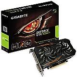Gigabyte Geforce GTX 1050 Ti 4GB Windforce Graphic Card (GV-N105TWF2OC-4GD) Black 4GB