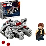 LEGO Star Wars Millennium Falcon Microfighter 75295 Building Kit; Awesome Construction Toy for Kids, New 2021 (101 Pieces)