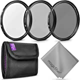 95MM Altura Photo Professional Photography Filter Kit (UV, CPL Polarizer, Neutral Density ND4) for Camera Lens with 95MM Filt