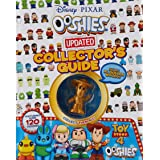 Ooshies Collector's Guide (Disney-Pixar 2019 with Toy Story Figurine)