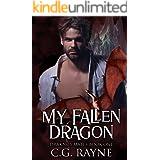 My Fallen Dragon: A M/M Dragon Shifter Romance (Draknos Mates Book 1)