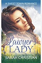 Lawyer's Lady (Sweet Town Clean Historical Western Romance Book 14) Kindle Edition