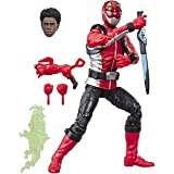 """Hasbro E5933AS00 Power Rangers Lightning Collection 6"""" Beast Morphers Red Ranger Collectible Action Figure Toy with Accessori"""