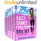 Kacey Chance Cozy Mysteries: Complete Series Boxed Set, Books 1-5