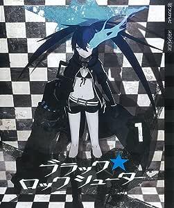 『ブラック★ロックシューター』Blu-ray第1巻