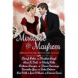 Mistletoe and Mayhem: A Regency Holiday Romance Anthology (English Edition)